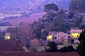 Europe, Spain, Majorca, near Orient. Finca