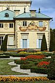 Wilanow Palace, Warsaw, Poland, Build in 17 century as a residence of King Jan III Sobieski