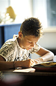 Focused, Grade School, Homework, Human, Indoor, Indoors, Infantile, Inside, Interior, Kid, Kids, Le