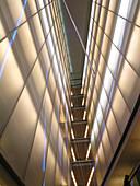 Entrance Hall inside the Side Hotel, Hanseatic City of Hamburg, Germany
