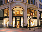 Hermes Store, Hanseatic City of Hamburg, Germany
