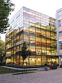 Faculty of Law, Library, University of Hamburg, Germany