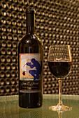 Bodega Jose L. Feller Winery Cellar, Binissalem, Mallorca, Balearic Islands, Spain