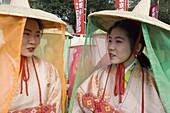 Nov.2007. Japan. Tokyo City. Jidai Festival