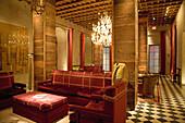 Gramercy Park Hotel, Manhattan. NYC, USA
