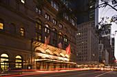 Carnegie Hall, 57th Street, Manhattan, NYC, USA