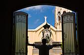 PLAZA BOLIVAR CASCO ANTIGUO SAN FILIPE PANAMA CITY REPUBLIC OF PANAMA 1 OF 3 PHOTO SEQUENCE