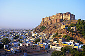 Meherangarh Fort. Jodhpur. Rajasthan. India.