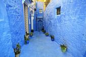 Chefchaouen. Rif region, Morocco