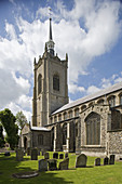 Swaffham, church of St Peter and St Paul, Norfolk, England.