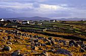 Landscape near Derrybeg, County Donegal, Ireland, Europe