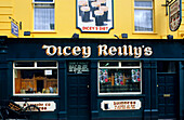 Europe, Great Britain, Ireland, Co. Donegal, Ballyshannon, Dicey Reilly's Pub