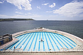 Tinside Pool, the Hoe, Plymouth, Devon, England, United Kingdom