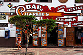 West Indies, Aruba, Charlie s Bar, San Nicolas, since