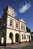 Post office in Queenstown, Tasmania, Australia