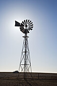 Windmill near Arkaringa, Outback, South Australia, Australia