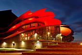 Hans Otto Theatre, Potsdam, Land Brandenburg, Germany