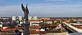 Angel of the St Nicholas's Church, Potsdam, Brandenburg (state), Germany