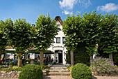 Cafe Pharisäer Hof, Nordstrand Island, North Frisian Islands, Schleswig-Holstein, Germany