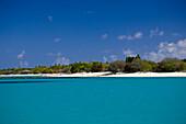 Lagoon from Bikini, Marshall Islands, Bikini Atoll, Micronesia, Pacific Ocean