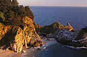 McWay Falls, Julia Pfeiffer Burns State Park near Big Sur. California, USA