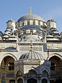 The New Mosque (Yeni Cami). Istanbul. Turkey