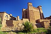 Kasbah of Aït Benhaddou (S.XVI). Atlas. Morocco.