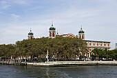 Ellis Island, Manhattan, New York City, New York, USA
