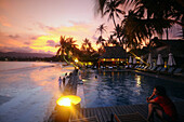 Evening at Chaweng Beach, Ko Samui, Thailand