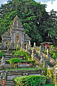 Exterior view of the Pura Kehen temple, Bangli, Bali, Indonesia, Asia