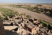 Aït Benhaddou kasbah. Atlas. Morocco.