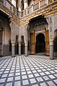 Riad. Fes. Morocco