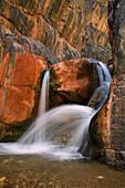 United States, US, Arizona, Grand Canyon National Park, Colorado River, Waterfall.