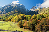 Collado Alfred. Pyrenees Mountains, Catalonia, Spain