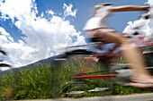 Mountainbike Tour, Fahrradtour durch den Vinschgau mit der Vinschger Bahn, Bahn und Bike, Vinschgau, Südtirol, Italien