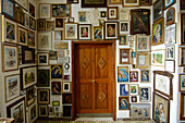 Abbildungen der Muttergottes, Heilige Maria, Wallfahrtsort Maria Weissenstein, Wallfahrtskirche, Petersberg, Deutschnofen, Südtirol, Italien