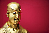 Ten Thousand Buddhas Monastery. Hong Kong. China.