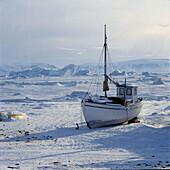 Coast. Thule. Greenland