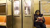 Subway, NYC, USA