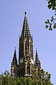 Catedral del Buen Pastor. San Sebastián. Guipuzcoa province. Euskadi. Spain