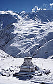 Landscape, Landscapes, Lingshed, Mingala-zedi, Mountain, Mountain range, Mountains, Outdoor, Outdoo