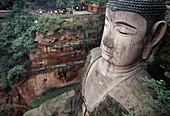 The Great Buddha, Leshan, China, Sichuan province