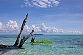 Kayaking Kids, Micronesia, Palau