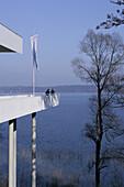 Museum of Imagination at lake Starnberg, Bernried, Bavaria, Germany