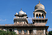 India, Rajasthan, Jaipur, Albert Hall Museum, Government Central Museum