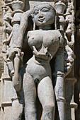 India, Rajasthan, Parshvanathas Jain temple, Suparshvanath Jain Temple, prostitute temple