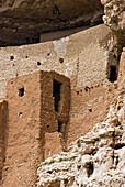 Cliff dwelling, Montezuma Castle National Monument, Camp Verde, Arizona USA