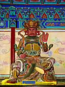 Heavenly King Virüpaksa -West- Beihai Park  Beijing  P R  of China