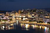 Agios Nikolaos. Crete