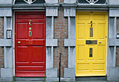Doors in Kilkenny, Ireland